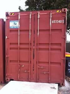 STORAGE SHIPPING CONTAINER FOR LEASE Peakhurst Hurstville Area Preview