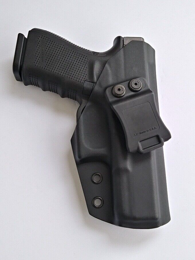 IWB Kydex Holster for Glock, M&P, Sig, Taurus, CZ, Ruger, Be