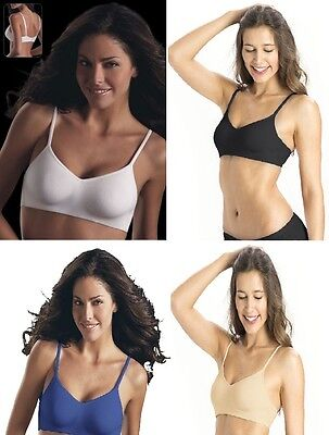 Natural Shaping Seamless Cotton Bra - NEW JOCKEY ESSENCE SEAMLESS COTTON BRA WITH SOFT CUPS PROVIDES NATURAL SHAPE