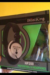 Blast King Professional Headphones
