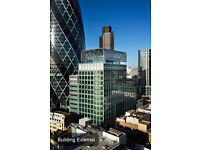 ALDGATE Office Space to Let, EC3A - Flexible Terms   2 - 88 people