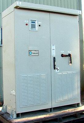 75kw Utility Scale Solar Panel Array Grid Tied Inverter 480vac 3 Phase Mppt Net