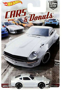 Hot Wheels Car Culture Cars and Donuts Custom Datsun 240Z