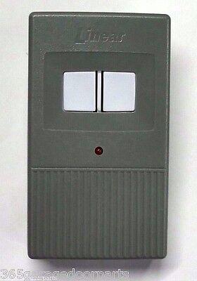 Linear Garage Door Opener Remotes (Linear Mega Code MCT-2 DNT00084 2-channel Visor Gate & Garage Door Opener Remote )