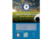 Energise FC Summer Football and BMX Camp - 24th-28th July - 11-15 years old