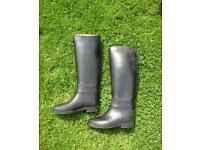 Toggi long riding boots