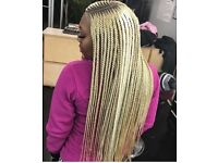 Afro Caribbean braiding and weaving centre! *Free hair treatment