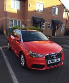 Audi A1, Diesel, Panoramic Sunroof, Not bmw, vw, Merc, golf, gtd, gti