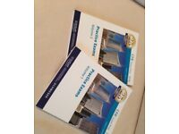CFA Level 2 Schweser Exams Vol 1-2 2016 - Printed