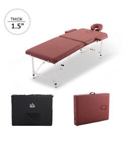 Portable Massage/Aesthetician/Tattoo Bed