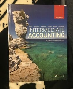 Intermediate Accounting Assets Text Book