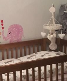 Musical cot mobile from mamas & papas