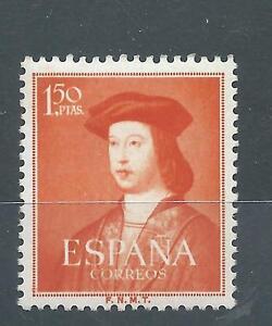 ESPANA-1952-EDIFIL-1109-FERNANDO-EL-CAToLICO
