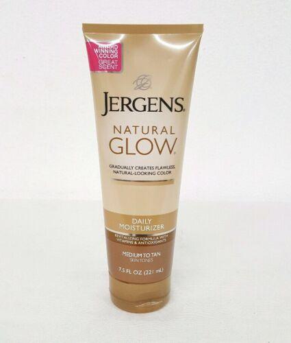 Jergens Jergens Natural Glow Revitalizing Daily Moisturizer