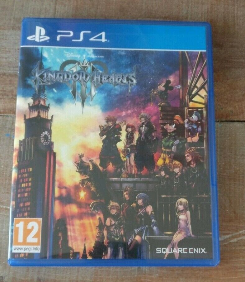 Kingdom Hearts 3 (PS4) | in Westbury, Wiltshire | Gumtree