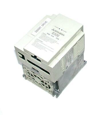 Mitsubishi Electric Fr-e520-2.2k-na 3-phase Variable Speed Ac Drive 3 Hp 2.2 Kw