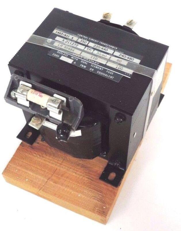 NIB ALLEN BRADLEY 1497-N11 CONTROL CIRCUIT TRANSFORMER 1497N11 SER. A
