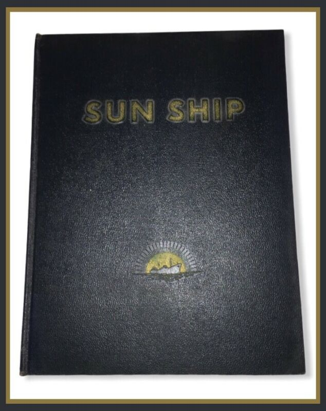 Vintage Sun Shipbuilding & Dry Dock Co - Products & Services Book 1946-Navy (F9)