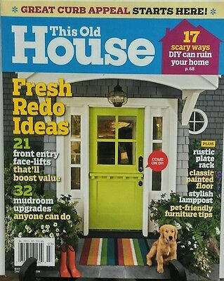 This Old House March 2016 Fresh Redo Ideas Free Shipping