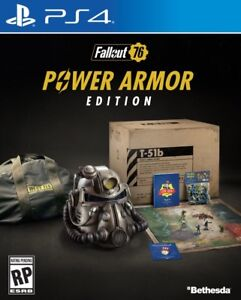 Fallout 76 Power Armour Edition (Collectors: PS4)