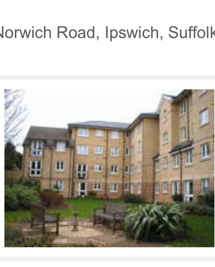 One bedroom retirement flat for sale