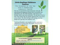 Little Saplings Childcare Centres - Affordable Childcare - Nursery - Play and Stay