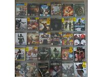 PS3 Pre-Owned Games Bundle (30 Titles) - £100 (58% Value)