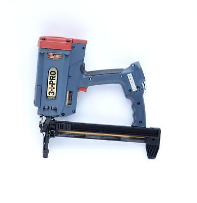 3 Pro Gsr40 Gas Powered Concrete Nailer Pinner 12 1-12 New Inventory Blowout
