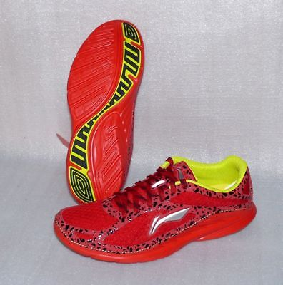 Lining C325 Hanf Tech Herren Sport Schuhe Running Form EVA Sneaker 42 1/3 US 9 ()