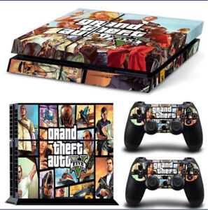 PS4 and XBOX one skins for GTA5