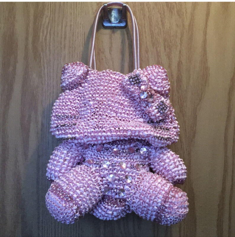 Unique Pink Hello Kitty Bag