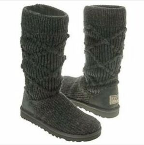 Brand new Argyle UGG boots size 7