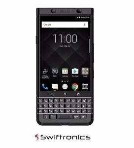 "Brand New BlackBerry KEYone 32GB 3GB / 64GB 4GB BBB100-1 - 4.7"" inch QWERTY Factory Unlocked Silver"
