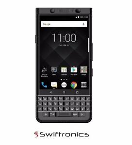 "Brand New BlackBerry KEYone 3GB 32GB /  4GB 64GB BBB100-1 - 4.7"" inch QWERTY Factory Unlocked Silver"