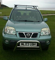 Nissan X-Trail by Alan Reay, Carlisle, Cumbria