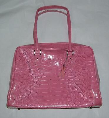 Komen Laptop Bag - Mobile Edge Milano Large Laptop Tote Pink 17 X 12 Business Bag SUSAN G KOMEN