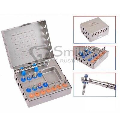 New Surgical Drill Kit Dental Implant Drill Drivers Ratchet Dental Implant Kit