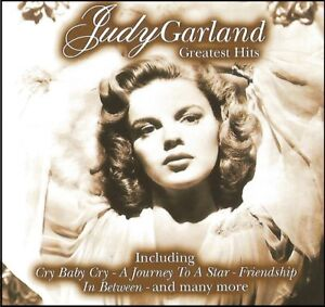 Judy Garland - The Very Best Greatest Hits Collection - RARE 40's 50's CD