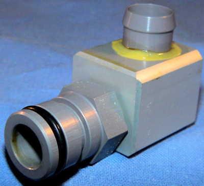 DRÄGER 8407893 Patientengasanschluss Patient Gas Link SPARE PARTS Anesthesia Equ