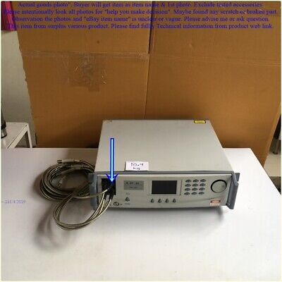 Ipg Photonics Dl-5x4 Fiber Laser With 4 Collimation Lens As Photo Snf258pro2
