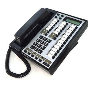 AT&T Avaya Lucent Merlin BIS-22D Black Display Speakerphone Refurbished Warr