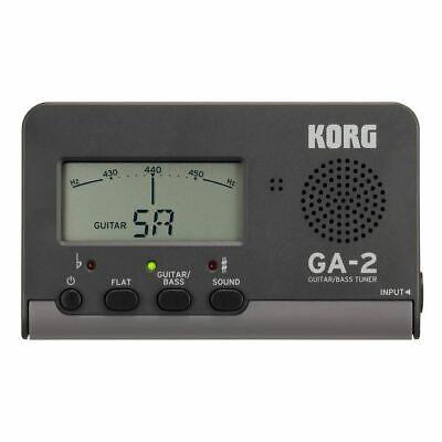 Korg GA2 Compact Guitar & Bass Tuner