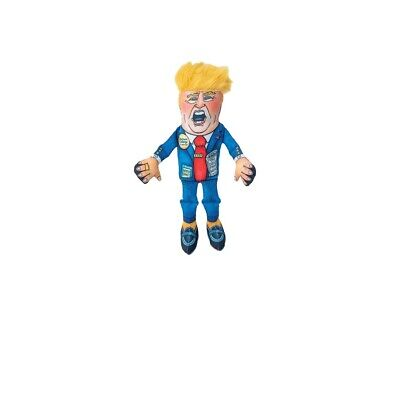 Donald Trump Special Edition Dog Toy Even Smaller HILARIOUS GIFT 8inch