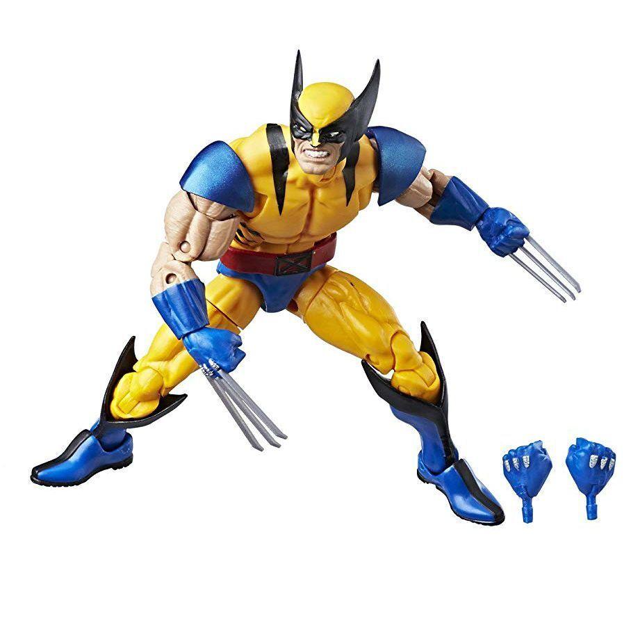 Marvel Legends X-Men Wolverine 6 Inch Action Figure LOOSE NO BAF