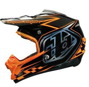 Troy Lee Designs Helmet Ebay
