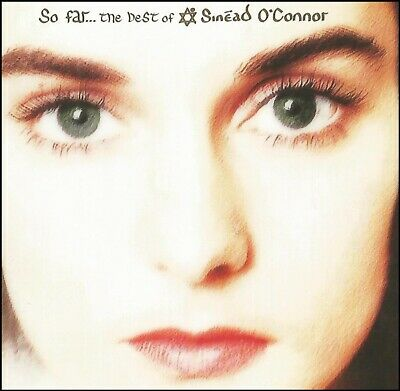 Sinead O'Connor Very Best Greatest Hits Collection RARE CD 90's Celtic Rock (Sinead O Connor Best Hits)