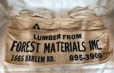 Vintage Weyerhaeuser Building Products Lumber From Forest Materials Inc.