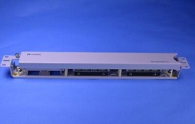 Used, Huawei MPX286-BLK 1-8 Telecom/Telephone System Wiring Panel/Patch LSA Frame PABX for sale  San Jose