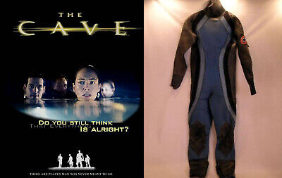 The Cave - Cole Hauser Movie Screen Worn Diving Suit Wardrobe w/COA