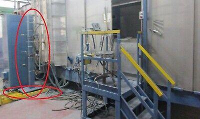 Gun Mount Trolley Ck05sl Arms Nordson Versa Powder Coating Booth Components Plc